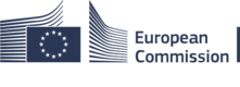 Logo of the European Commission, the executive of the European Union